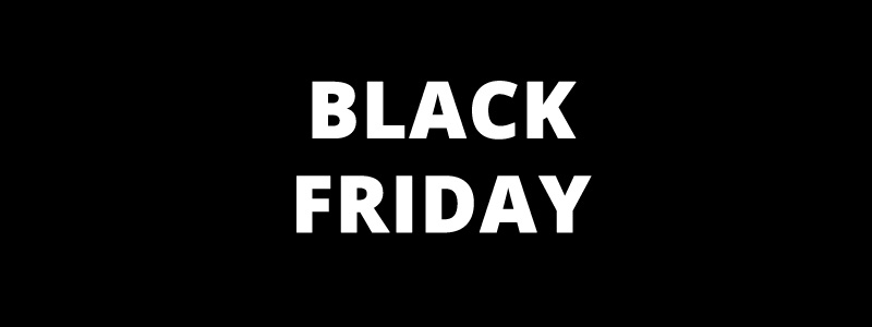 Black Friday 2016 - når og hvor?